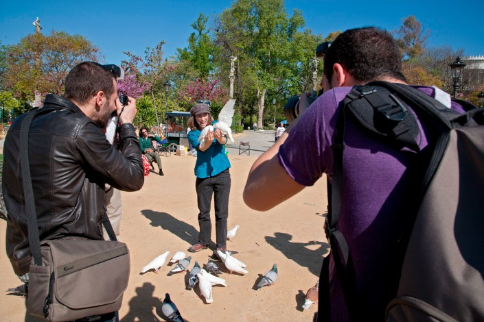 All you need to know about our photo tours and photography workshops in Seville!