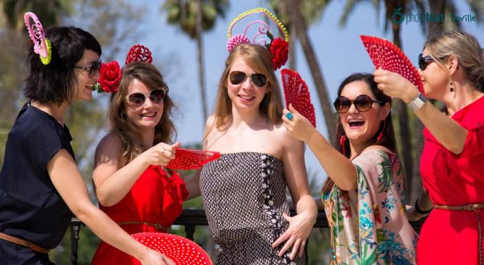 Celebrate a Bachelorette Party in Seville!