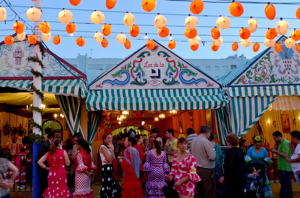 Feria de Abril is coming! Things you need to know about the Seville fair