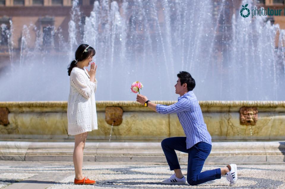 MEJORES LUGARES EN SEVILLA PARA TU PROPOSICIÓN DE MATRIMONIO