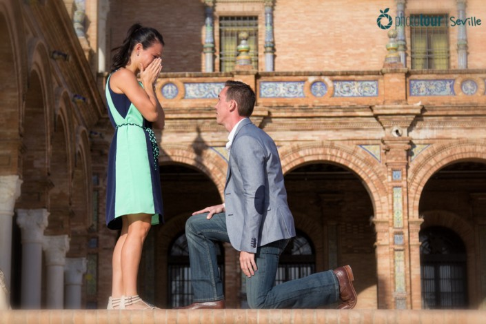 Tips to surprise your partner for your marriage proposal in Seville