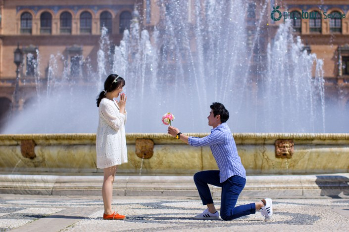 Best places in Seville for a marriage proposal