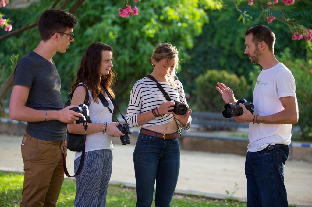 Things to do in Seville: taking a photography workshop with Photo Tour Seville