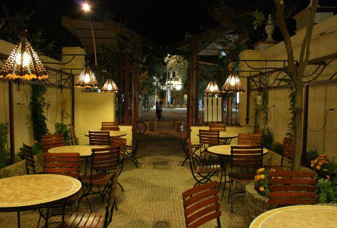 Aljibe restaurant Seville