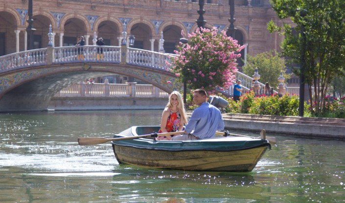 Honeymoon in Seville: best places to visit if you just got married