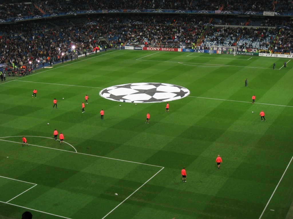 Soccer Seville