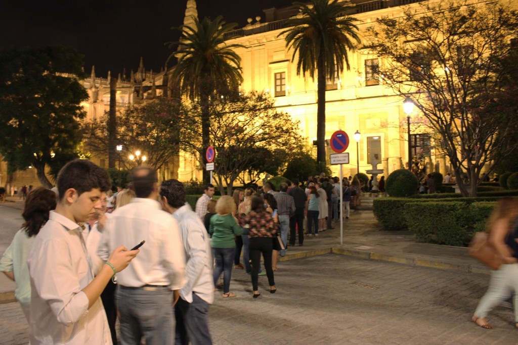 Noche en Blanco Sevilla