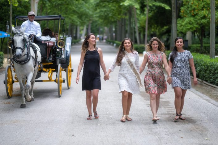5 IDEAS FOR A PERFECT BACHELORETTE PARTY IN SEVILLE