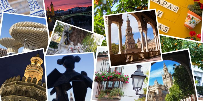 THE 5 MOST INSTAGRAMMABLE PLACES IN SEVILLE