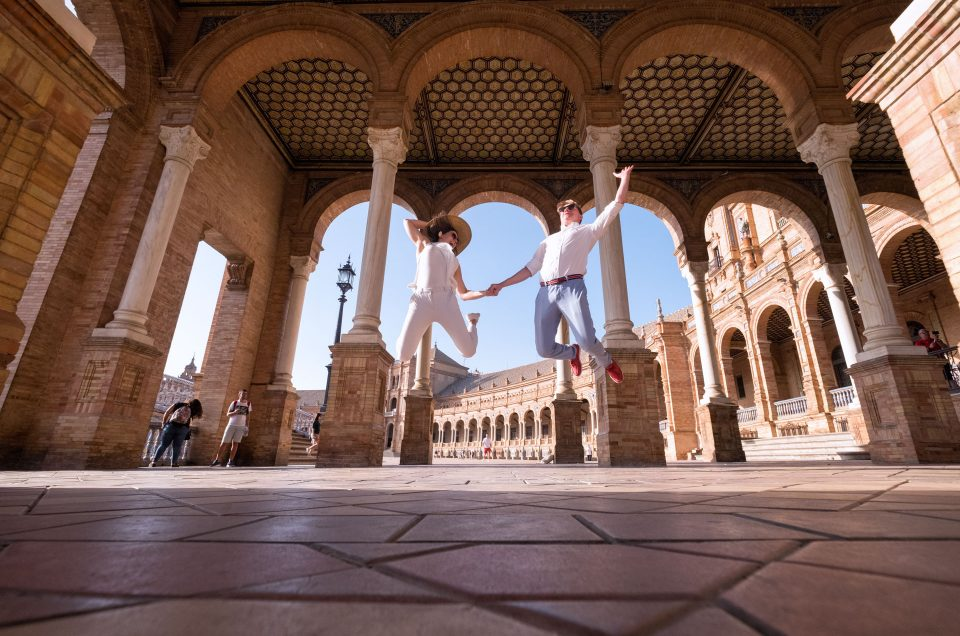 Local Photographer in Seville
